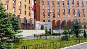 Управление МВД РФ по Примеорскому району Санкт-Петербурга
